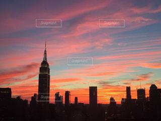 海外,夕焼け,アメリカ,旅行,summer,海外旅行,大好き,NYC