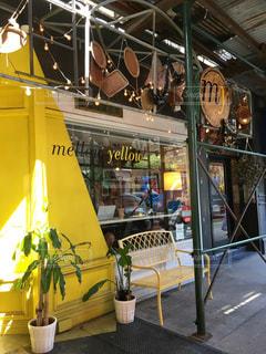 黄色,幸せ,カラー,NYC,yellow,yellow cafe