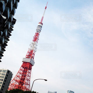 Tokyo  tower cool!の写真・画像素材[2433223]
