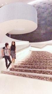 階段1コマフォトの写真・画像素材[2748125]