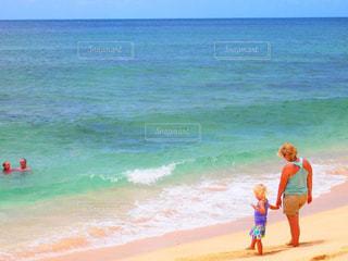 夏,海外,青空,青,ハワイ,ノースショア,海外旅行,新婚旅行