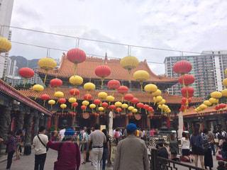 群衆,海外,カラフル,散歩,都会,旅行,市場,たくさん,中国,明るい,寺,通り,春節