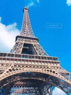 エッフェル塔の写真・画像素材[1823419]