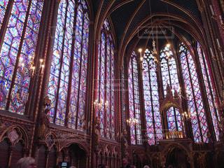 フランス,パリ,ステンドグラス,教会,サントシャペル