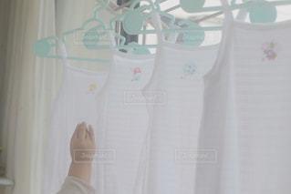 夏の洗濯物の写真・画像素材[2144995]
