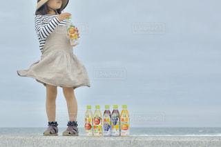 小岩井純水果汁の写真・画像素材[2215462]