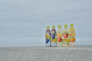 浜辺の看板の写真・画像素材[2215513]