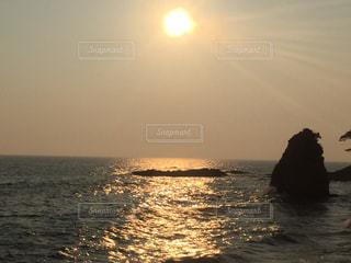 夕日の写真・画像素材[1861952]