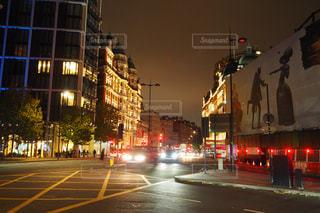 冬,夜景,旅行,イギリス,ロンドン,ストリート,ジャズカフェ
