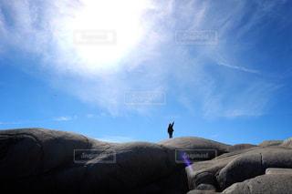 空,太陽,景色,観光,岩,旅行,旅,カナダ,ノバスコシア