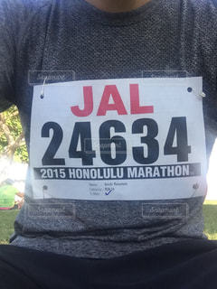 景色,マラソン,ハワイ,初,ホノルルマラソン,フルマラソン,42.195km