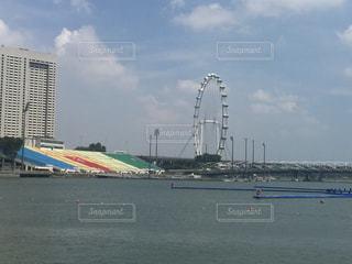 観覧車,シンガポール,海外旅行,シンガポールフライヤー