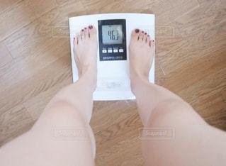 体重計の写真・画像素材[2313316]