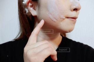 女性の素肌の写真・画像素材[3137651]