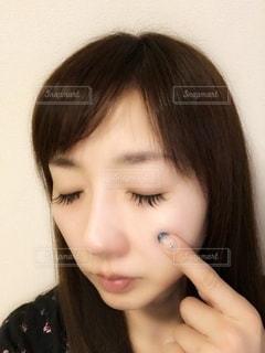 指,美肌,マツエク,すっぴん,アラフォー,美魔女