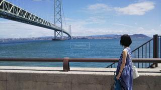 青い空、海、ワンピース。の写真・画像素材[2281335]