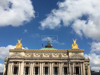 旅行,フランス,パリ,海外旅行,オペラ座,ガルニエ宮