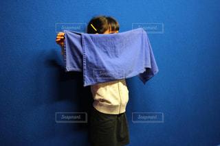 ブルーに染まりたいの写真・画像素材[2236520]