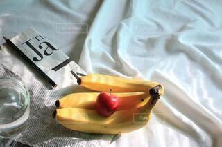 朝フルーツの写真・画像素材[3836365]