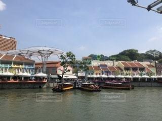 風景,水面,景色,旅行,シンガポール,海外旅行,卒業旅行