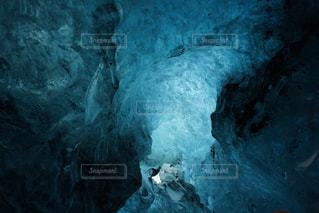 氷,旅行,海外旅行,blue,氷河,アイスランド,Iceland,氷の洞窟,アイスケーブ,ヴァトナヨークトル