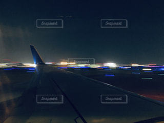 キラキラ空港の写真・画像素材[2038600]