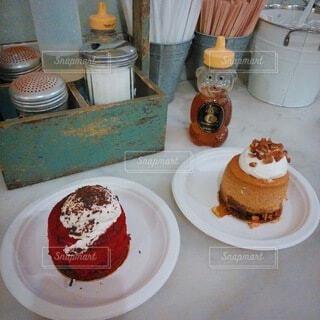アメリカのカップケーキの写真・画像素材[4899080]