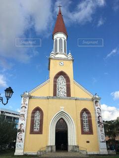 海外,観光,旅行,教会,海外旅行,タヒチ,ノートルダム大聖堂,パペーテ