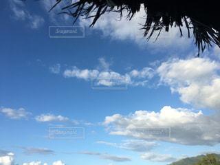 海,空,海外,雲,旅行,リゾート,ハネムーン,タヒチ,眺め,モーレア島
