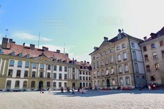 ベルン大聖堂から見た建物の写真・画像素材[1818964]
