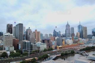 メルボルン(オーストラリア)の街の写真・画像素材[1828450]