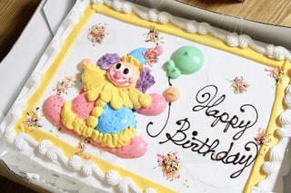 バースデーケーキの写真・画像素材[1945008]