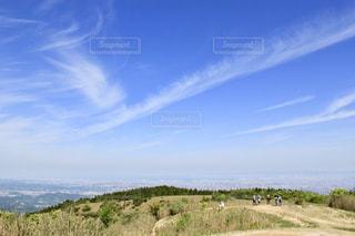 葛城山から見える景色の写真・画像素材[2215675]