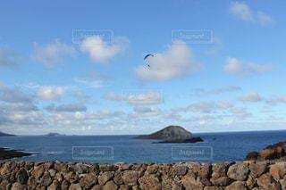 ハワイの海と空の写真・画像素材[2430900]