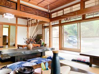 日本家屋の写真・画像素材[2965975]