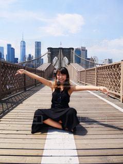 橋,ニューヨーク,マンハッタン,ブルックリン