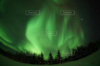 夜空,アメリカ,旅行,神秘的,海外旅行,アラスカ,オーロラ