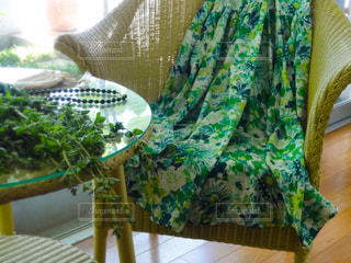 夏のドレスの写真・画像素材[2098499]