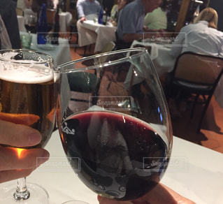 ディナー,ワイン,グラス,ビール,レストラン,乾杯,ドリンク