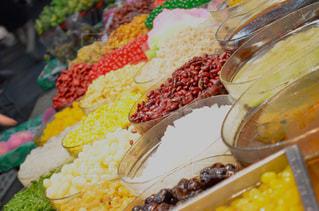 食べ物,かわいい,カラフル,きれい,アジア,フルーツ,果物,豆,市場,タイ,留学,かき氷,海外旅行,アジアン
