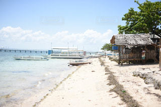 海,海外,水,砂浜,船,海岸,光,フィリピン,セブ,明るい,海外旅行,セブ島,アイランド,アイランドホッピング