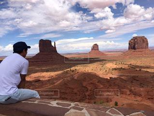 自然,絶景,アメリカ,思い出,感動