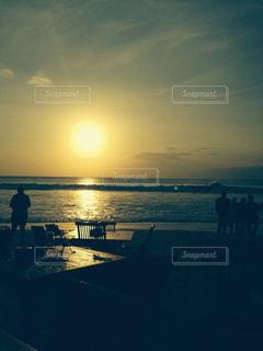 海,夕日,食事,ディナー,きれい,綺麗,旅行,バーベキュー,サンセット,Bali,海外旅行,バリ島,ハネムーン,バリ,キレイ