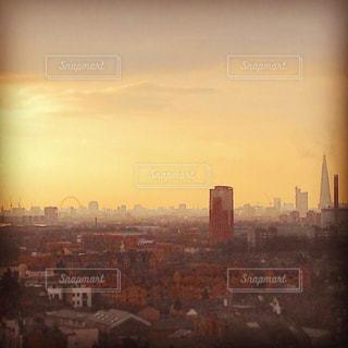 空,夕日,茶色,ロンドン,紅茶,ベージュ,カラー,色,ミルクティー,ミルクティー色