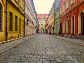 ポーランドの歴史的な建造物の写真・画像素材[1828506]