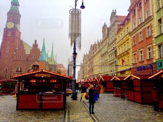 街角,海外,ヨーロッパ,街,建造物,ポーランド,スナップ,歴史的