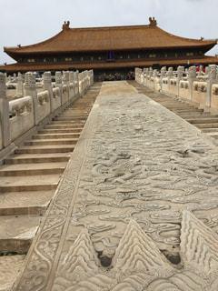 建物,海外,アジア,中国,海外旅行,北京,彫刻