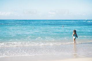 自然,風景,海,屋外,ビーチ,海岸,景色,観光,旅行,ハワイ,Hawaii,beach,海外旅行,waikiki,ワイキキビーチ