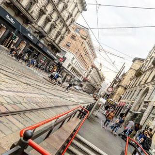 街並み,ビル,海外,ヨーロッパ,景色,イタリア,海外旅行,ミラノ