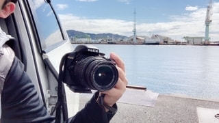 水にボートを運転男の写真・画像素材[1832055]